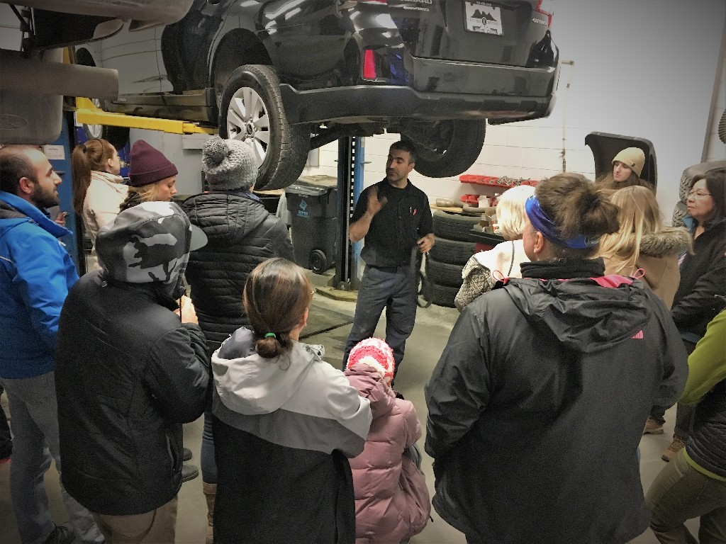 Get to Know your Vehicle - FCSS Session