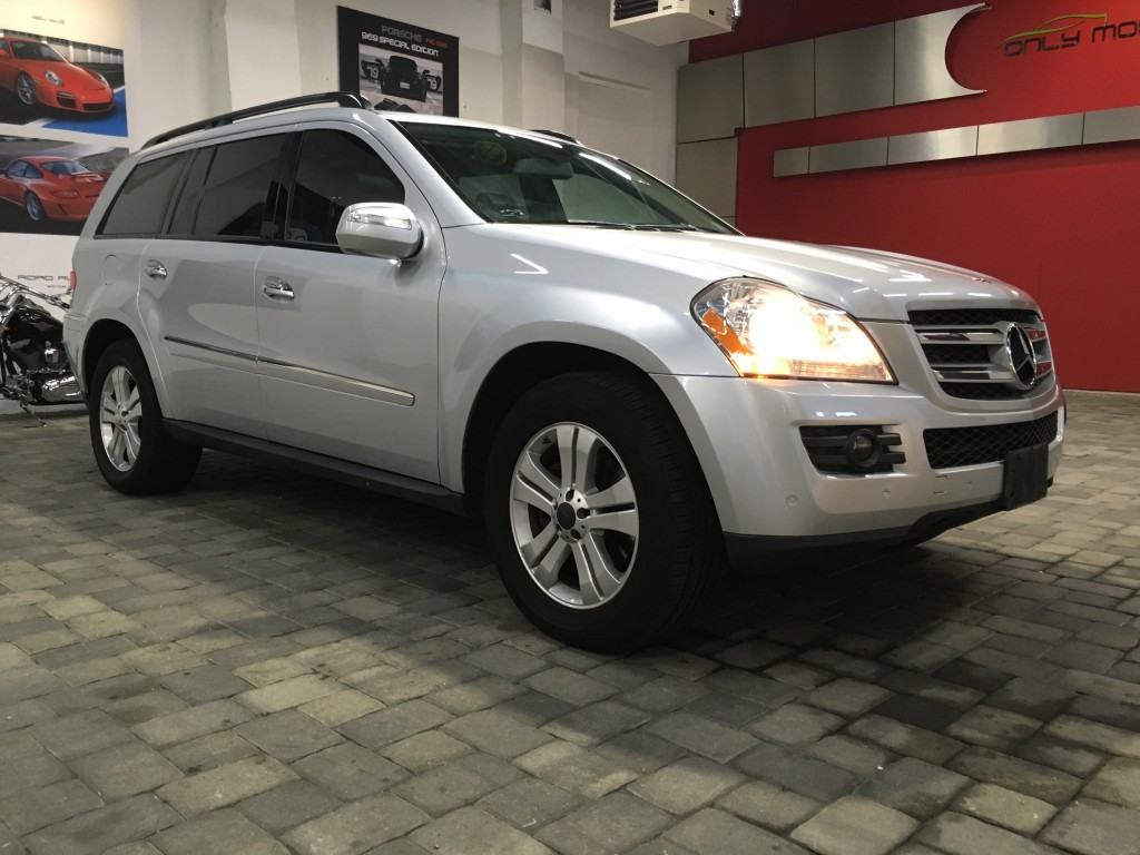 2009 Mercedes Benz GL450 4MATIC