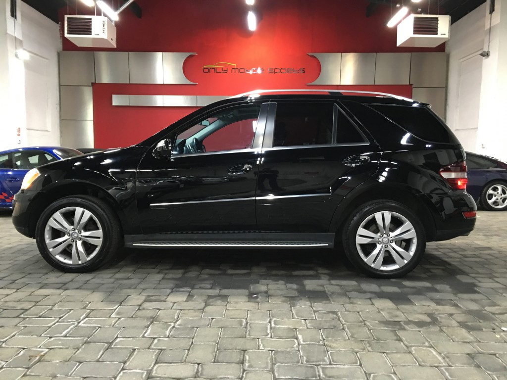2010 Mercedes Benz ML350 Sold