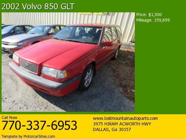 2002 Volvo 850 GLT