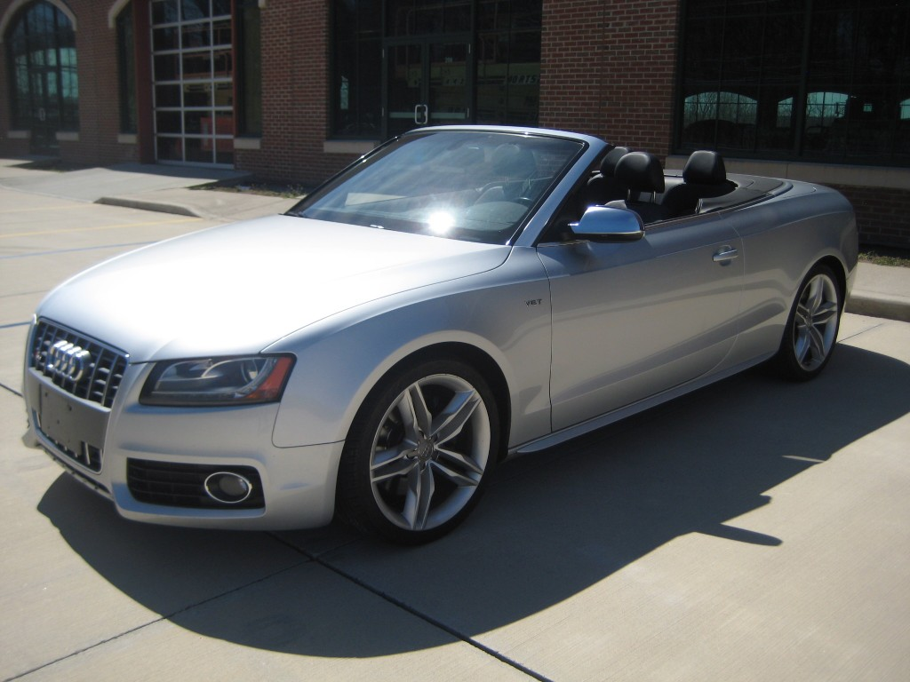 2012 Audi S5 Cabriolet For Sale In Blauvelt Ny 10913