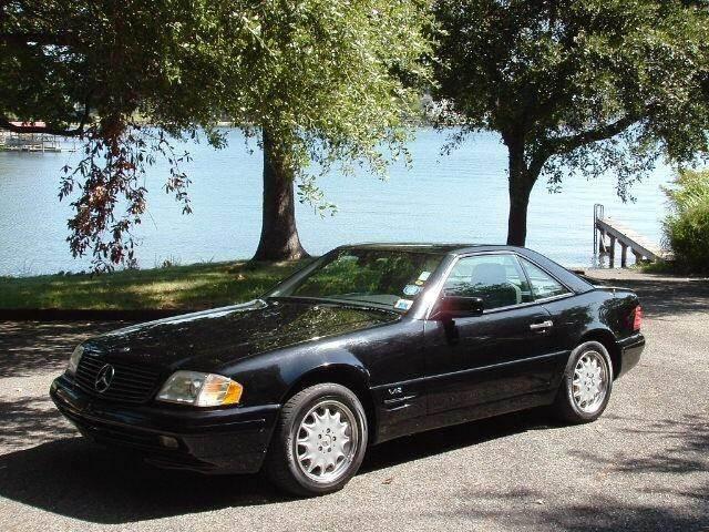1997 Mercedes-benz Cl-class 600