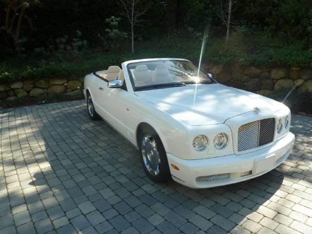 2007 Bentley Azure Gorgeous Convertible
