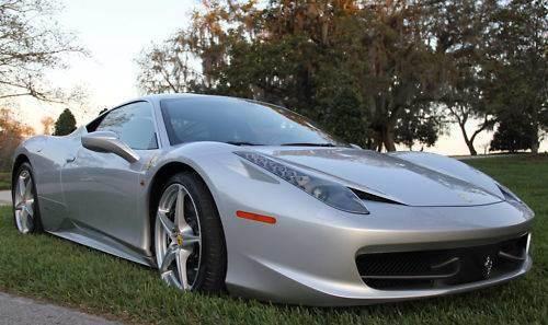 2011 Ferrari 456 458 Italia