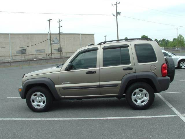 2004 Jeep Liberty Mp