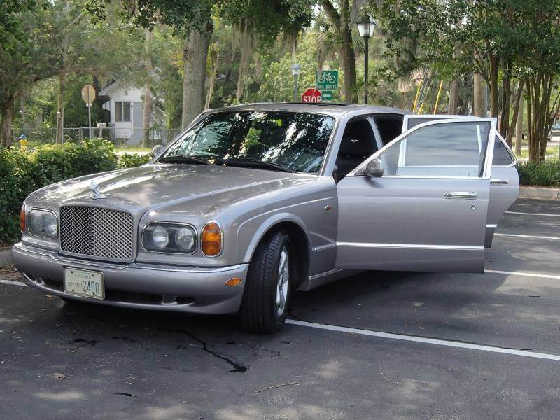 2000 Bentley Arnage Green Label