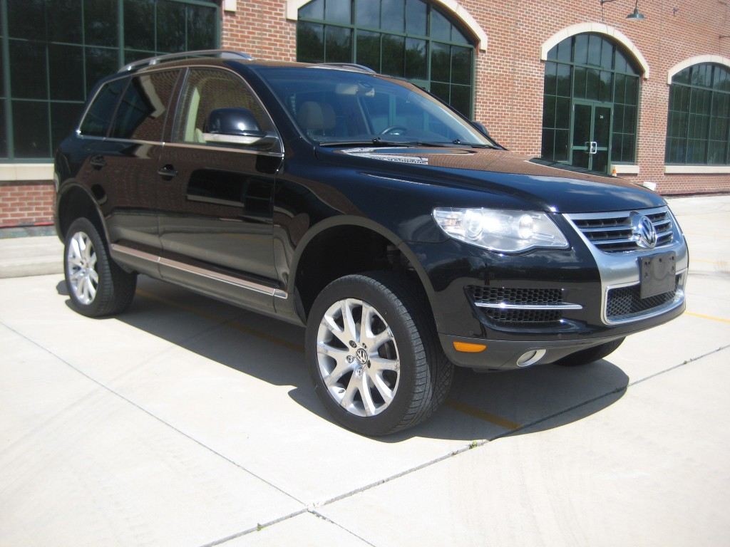 2008 Volkswagen Touareg 2 V8 For Sale In Blauvelt Ny 10913