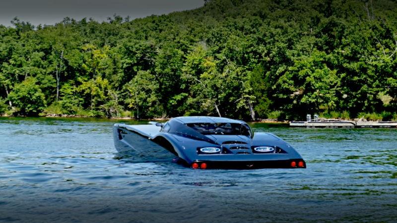 2013 ZR 48 Corvette Jet Boat zr 48