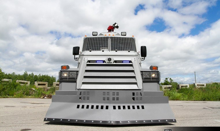2013 INKAS ARMORED RIOT CONTROL VEHICLE