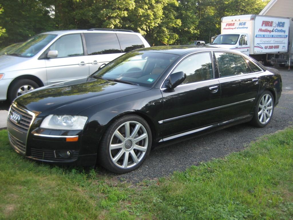 Kekurangan Audi A8 2005 Top Model Tahun Ini