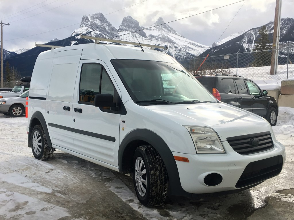 2010 ford transit connect xlt for sale in canmore alberta t1w 1l4. Black Bedroom Furniture Sets. Home Design Ideas