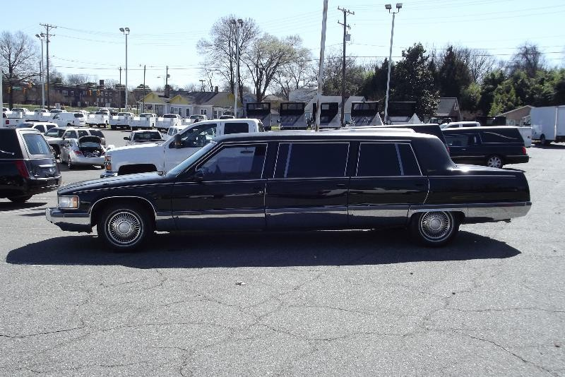 1996 Cadillac Fleetwood Professional Limo