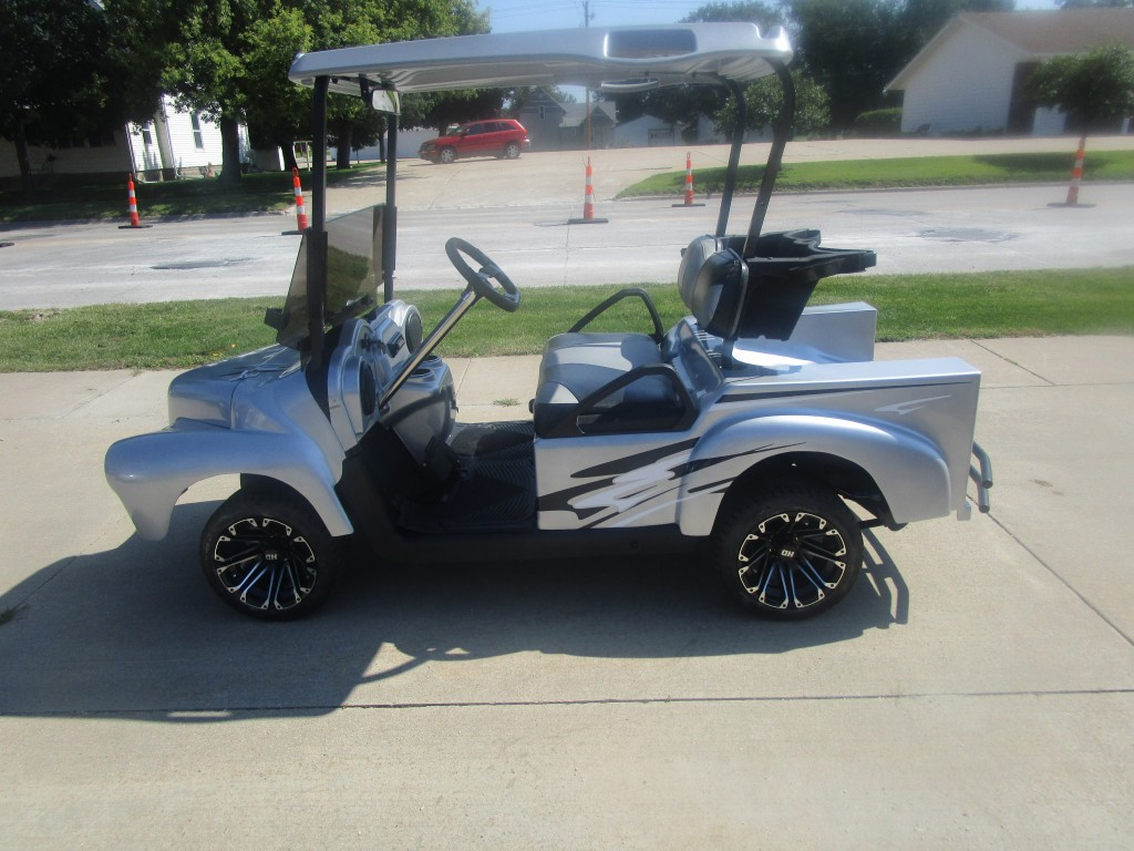 2014 EZ Go Golf Cart