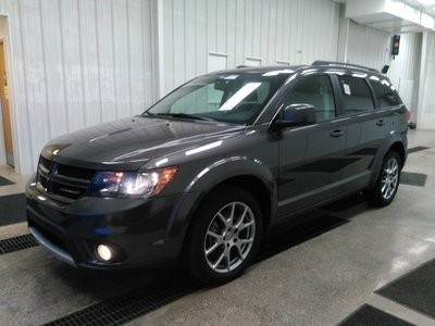 2017 Dodge Journey AWD