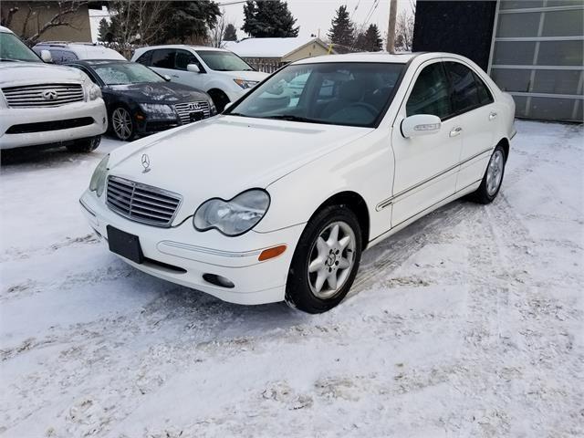 2002 MercedesBenz CClass