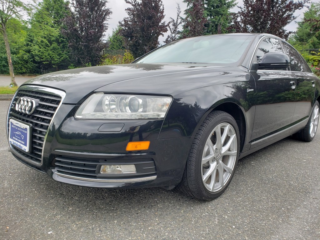 2010 Audi A6 Quattro TURBO AWD