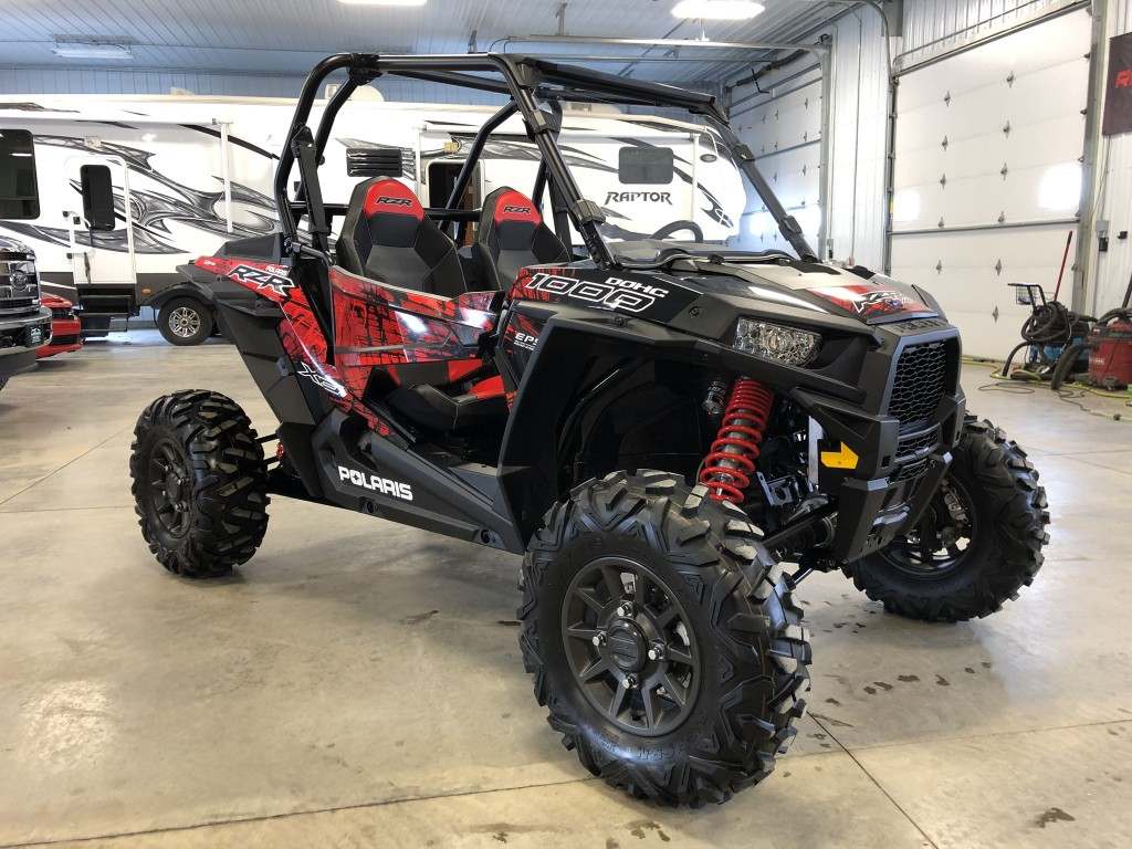 2018 Polaris RZR XP 1000 EPS