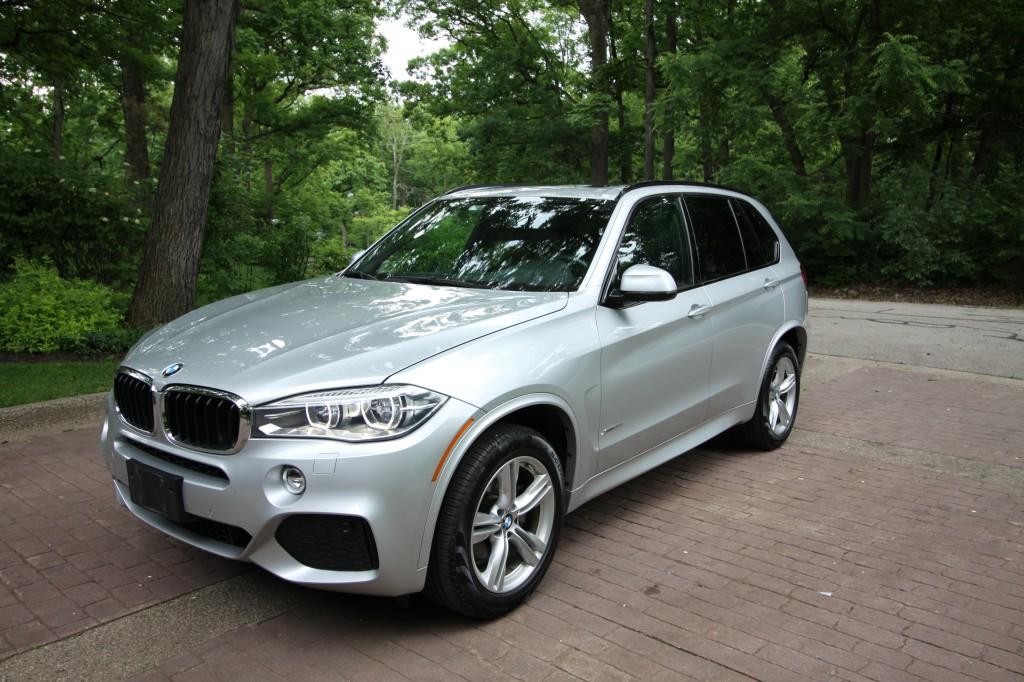 2015 BMW X5 M X5M