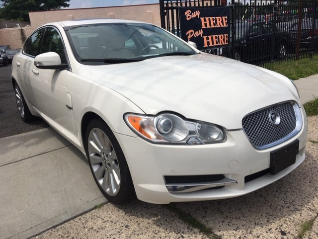 2009 Jaguar XF-Series