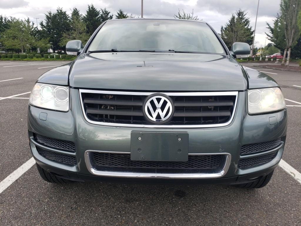 2004 Volkswagen Touareg V8 4X4-AWD