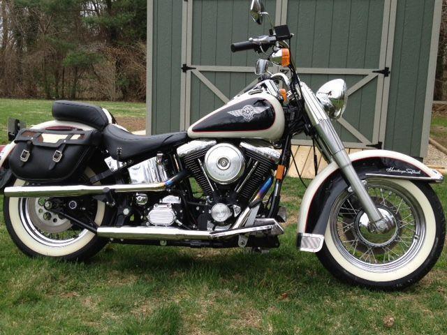 1993 Harley-Davidson Heritage Nostalgia