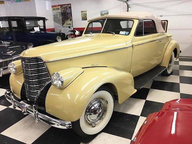 1938 Oldsmobile L38