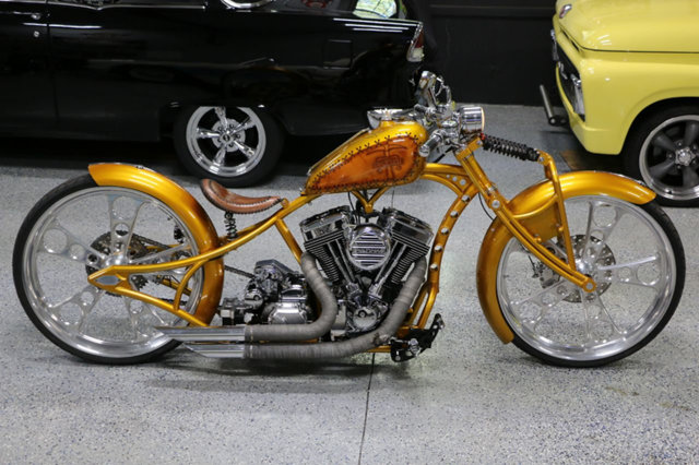 2013 Goldmine Custom Chopper