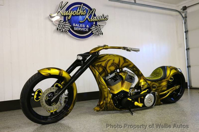 2004 Handmade Chopper