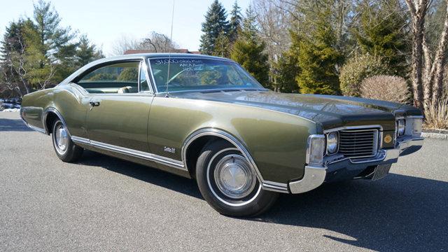 1968 Oldsmobile Delta 88