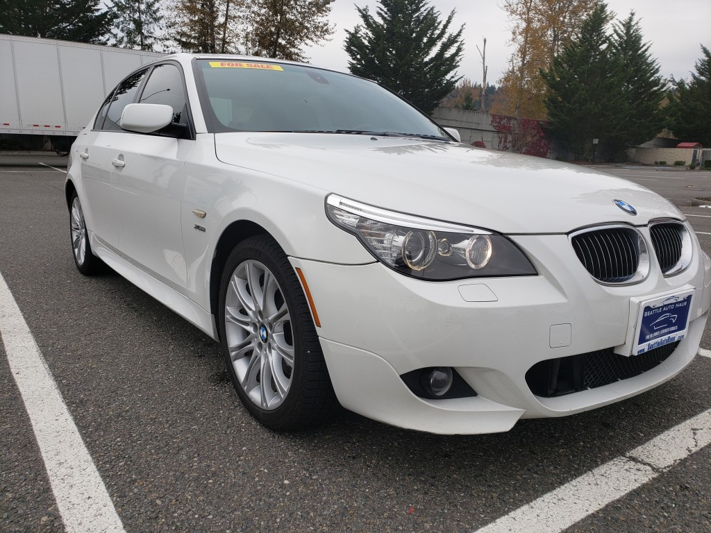 2009 BMW 5 Series AWD Xi