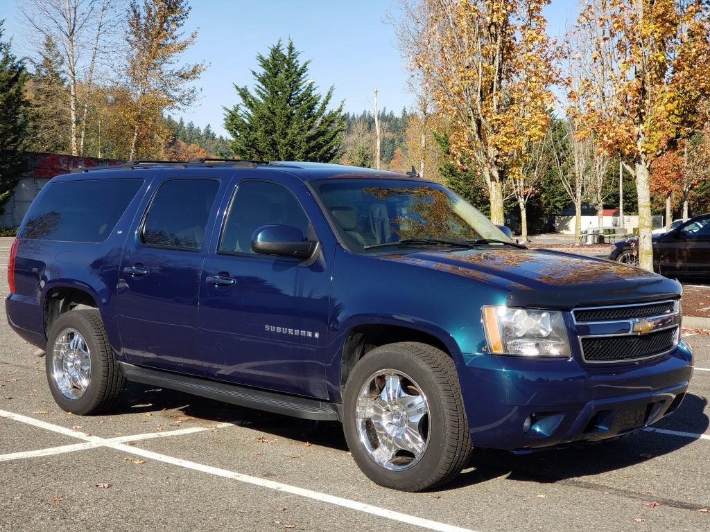 2007 Chevrolet Suburban 4X4