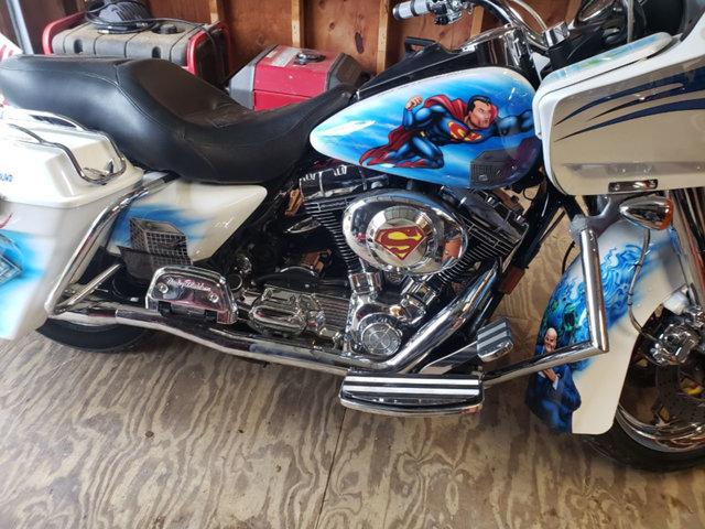 2002 Harley-Davidson Superman