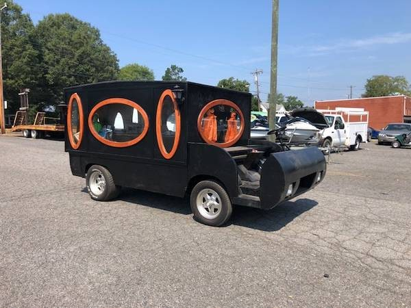 1965 Ford Cartoon Hearse E350
