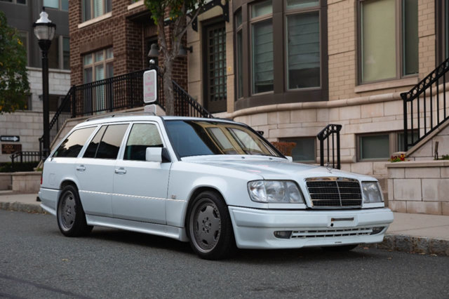 1989 Mercedes-Benz 230TE