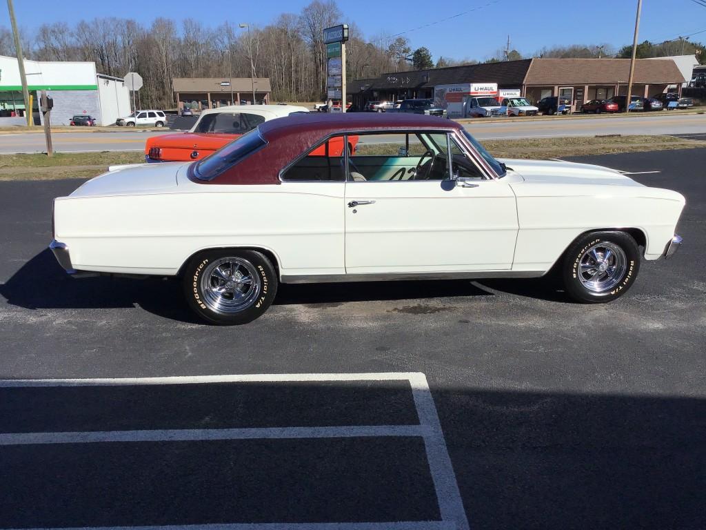 1966 Chevrolet Chevy 11 Nova