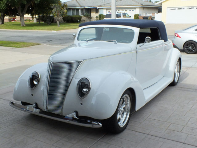 1937 Ford Carson Top