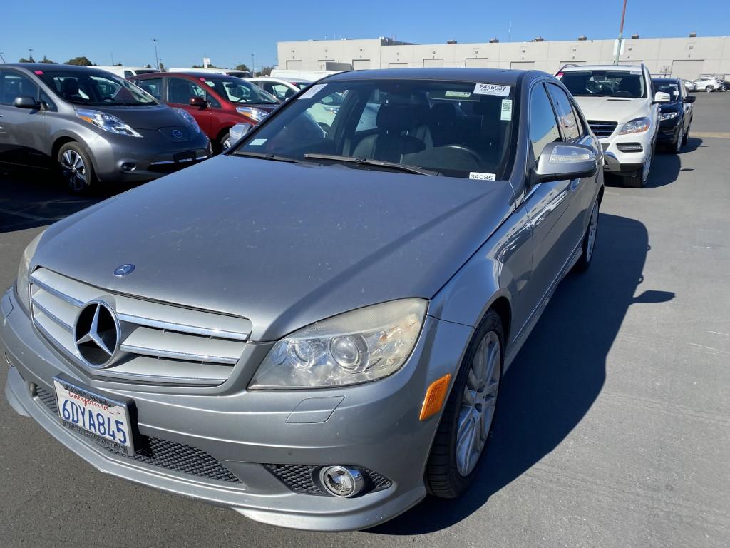 2008 Mercedes C300