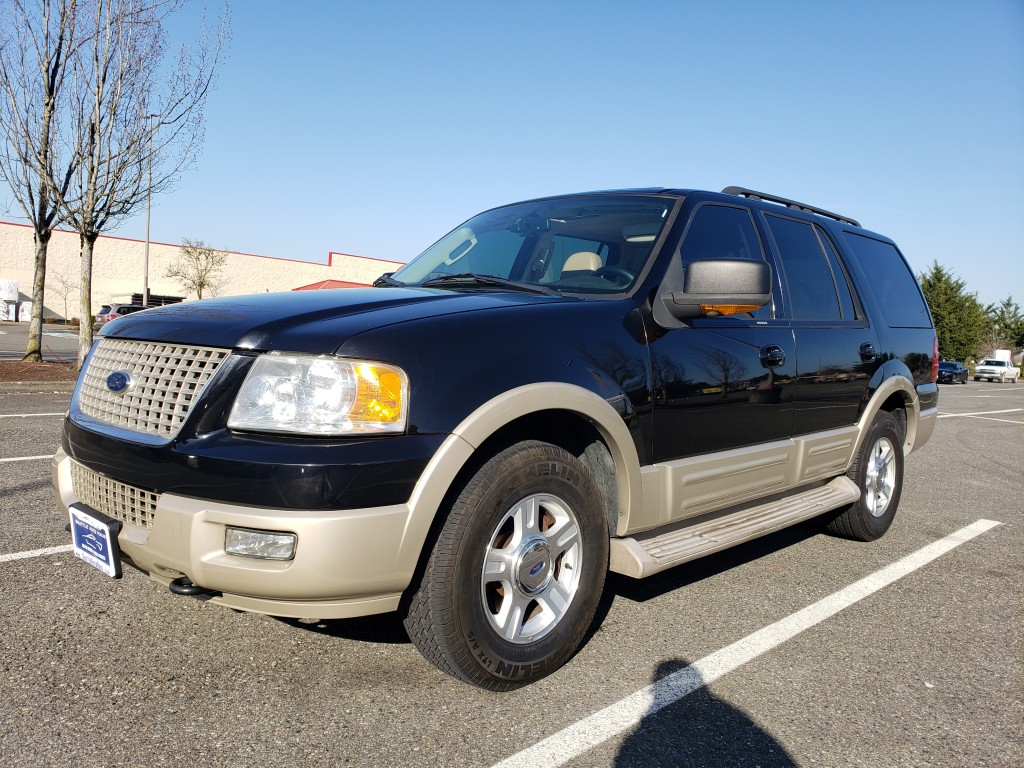 2006 Ford Expedition / Eddie Bauer edition
