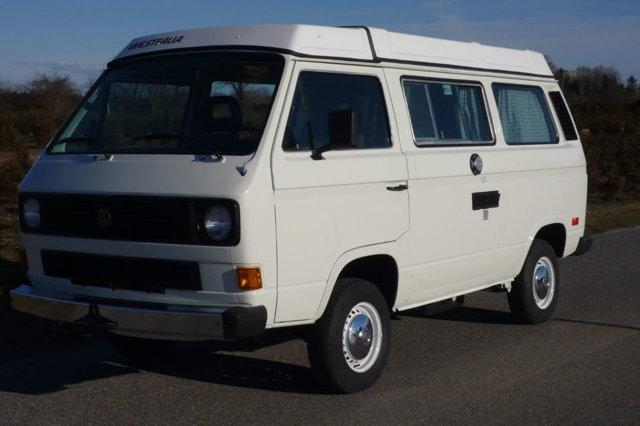 1984 Volkswagen Westfalia