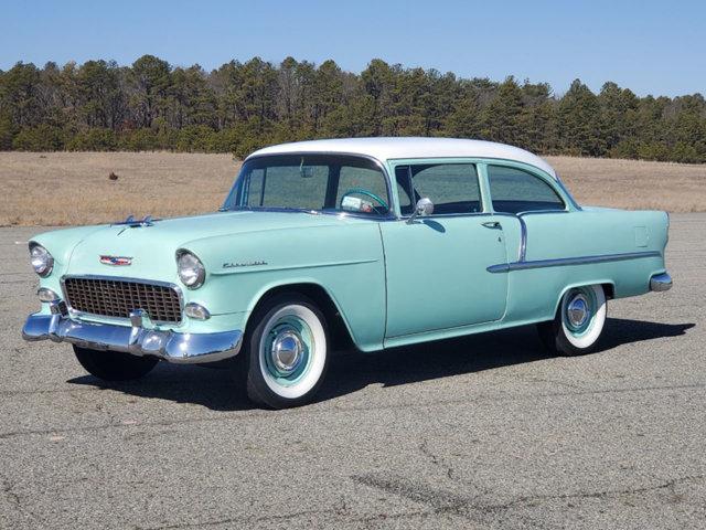 1955 Chevrolet 150 Post