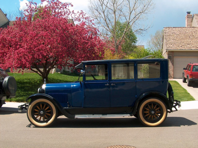 1926 Dodge Business