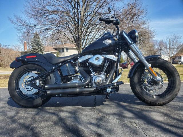 2017 Harley-Davidson FLS