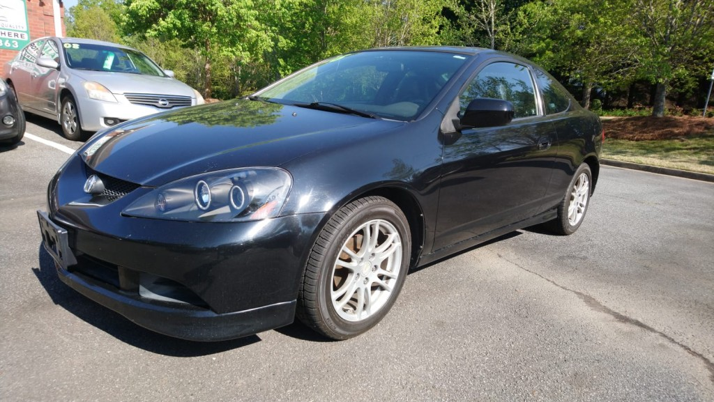 2006 Acura RSX Base W/Leather