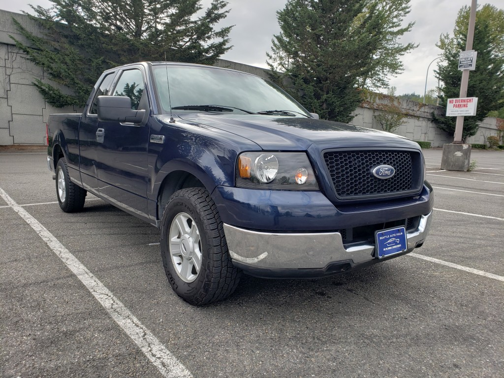 2004 Ford F-150 4X2