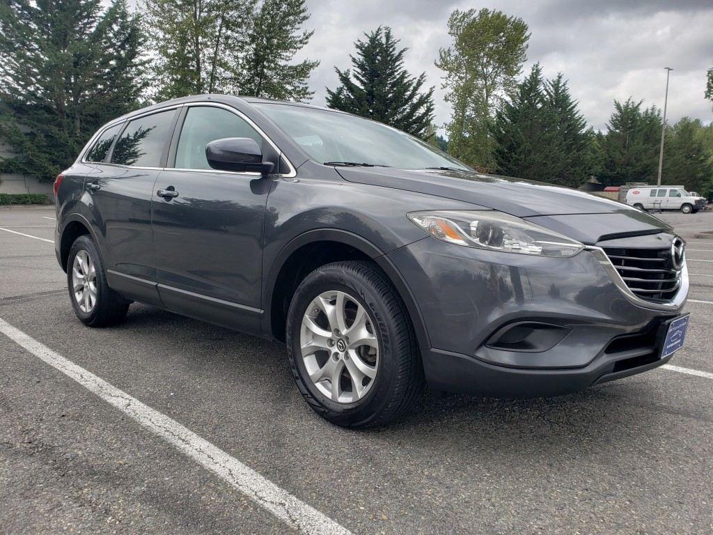 2014 Mazda CX-9, Third row seats, AWD.