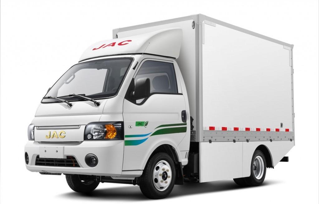 2020 JAC i3 Mini-truck Delivery