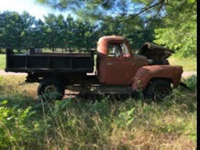 1956 International Harvester