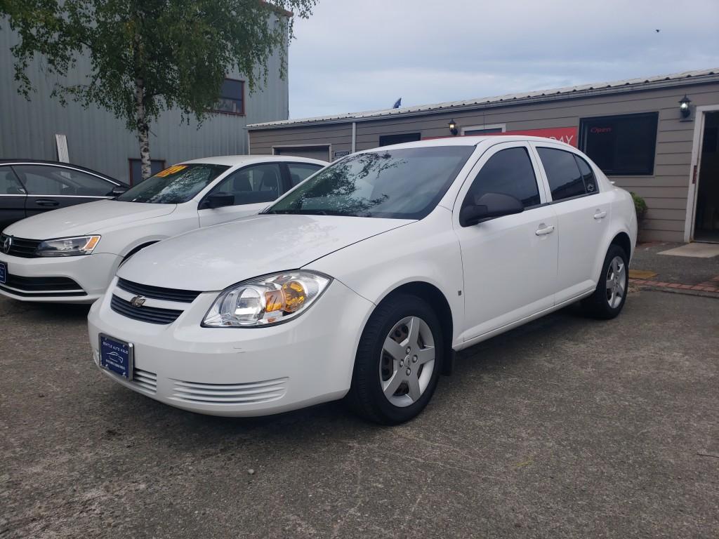 2008 Chevrolet Cobalt, Automatic