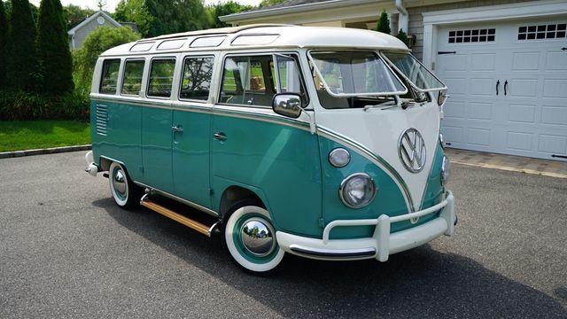 1964 Volkswagen 21 Window