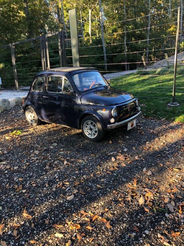 1970 FIAT 595